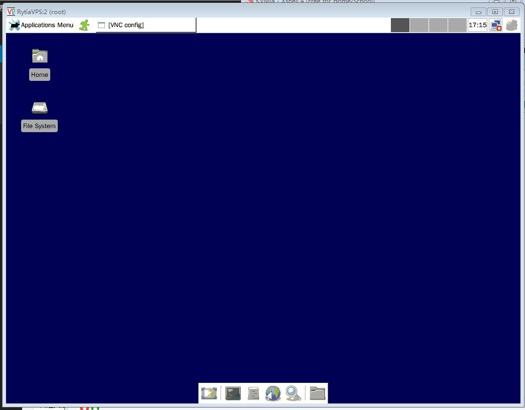 [实战成功centos6系统安装xfce桌面+vnc远程连接